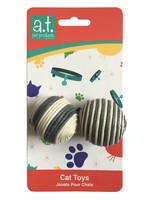 Animal Treasures Bound Round Balls