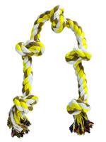 "Animal Treasures 5 Knot Dental Rope 36"""