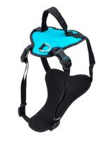 """Coastal® Inspire Harness Aqua Small 5/8"""" x 16-24"""""""