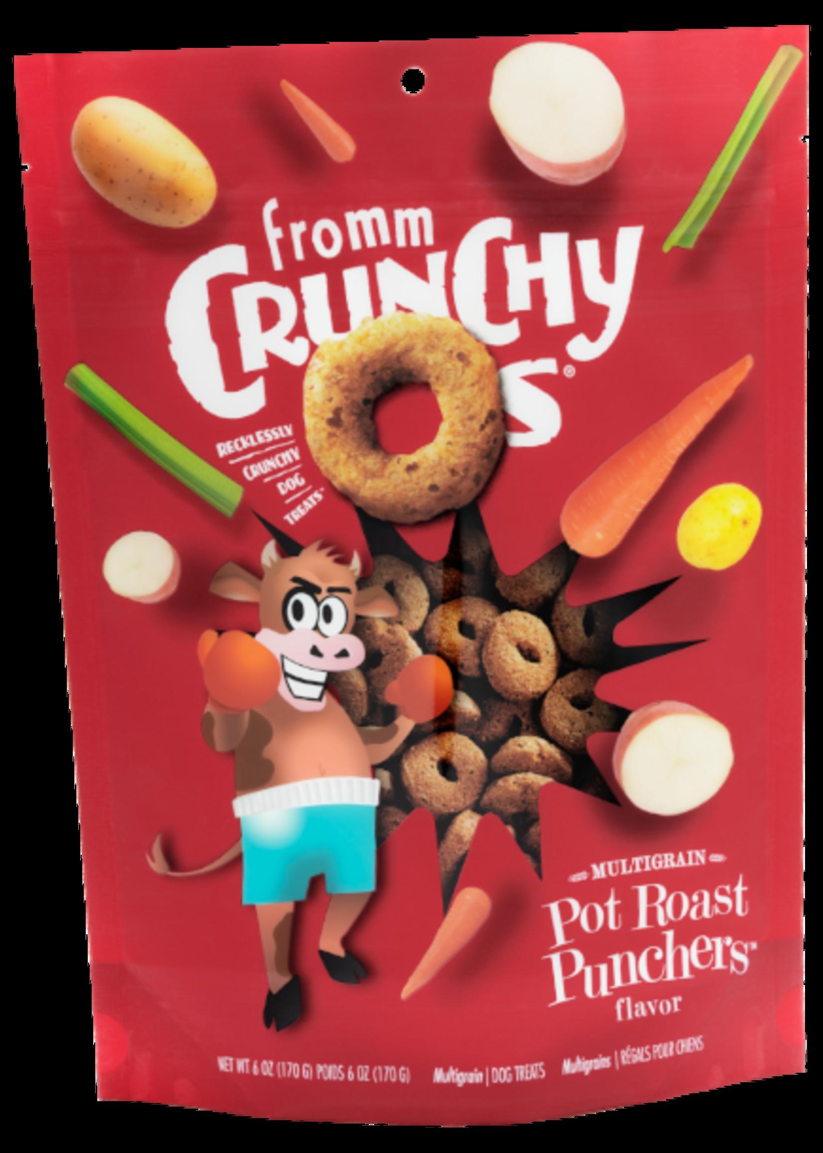 Fromm Fromm Crunchy Os Pot Roast Punchers® 6oz