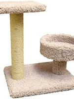"""Wonder Pet© Wonder Pet© Sisal Tree with Basket 24"""""""