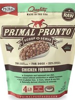 Primal Pet Foods Inc.™ Raw Frozen Pronto Chicken 4lbs