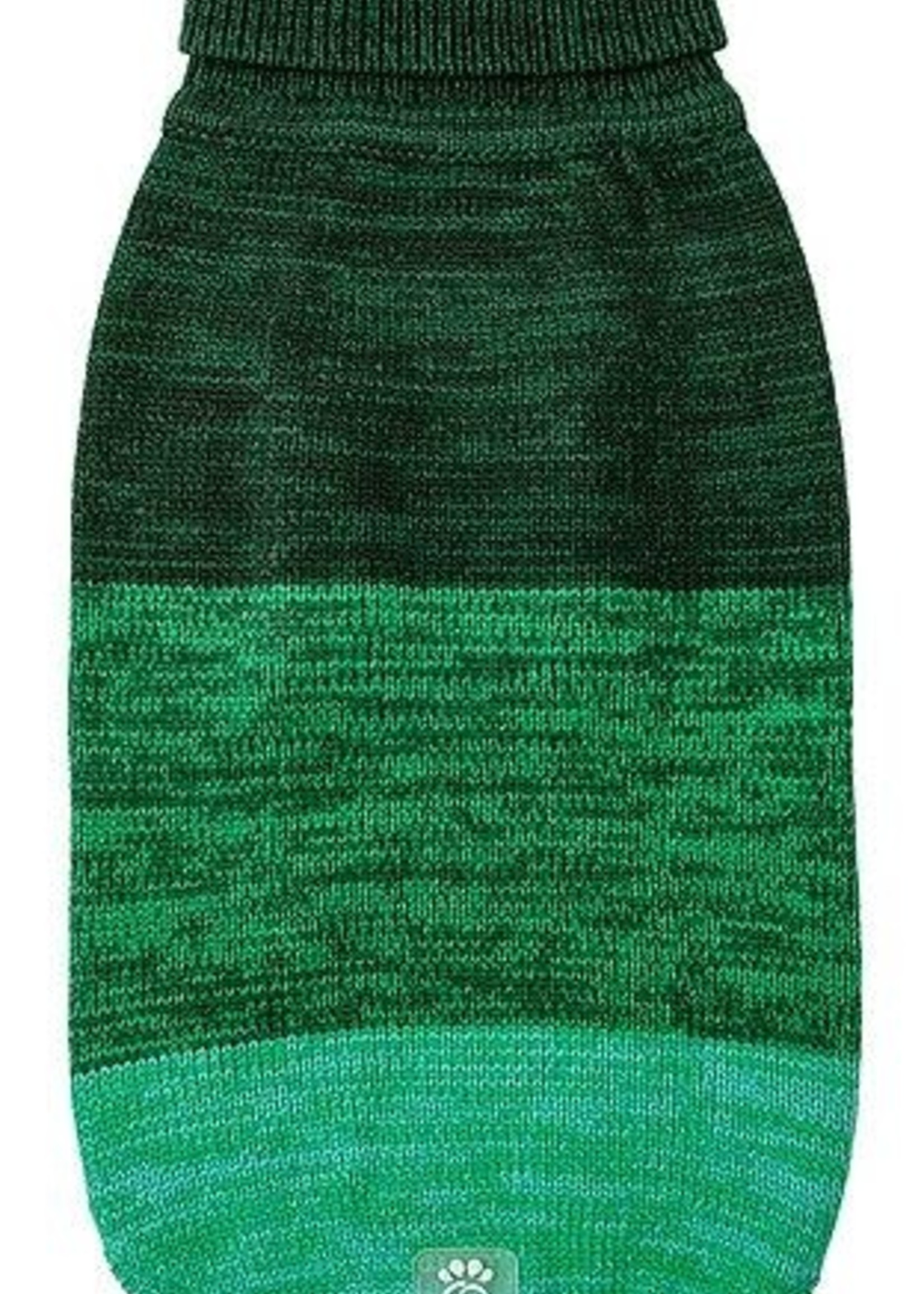 GF Pet® GF Pet Trail Sweater Forest Xs