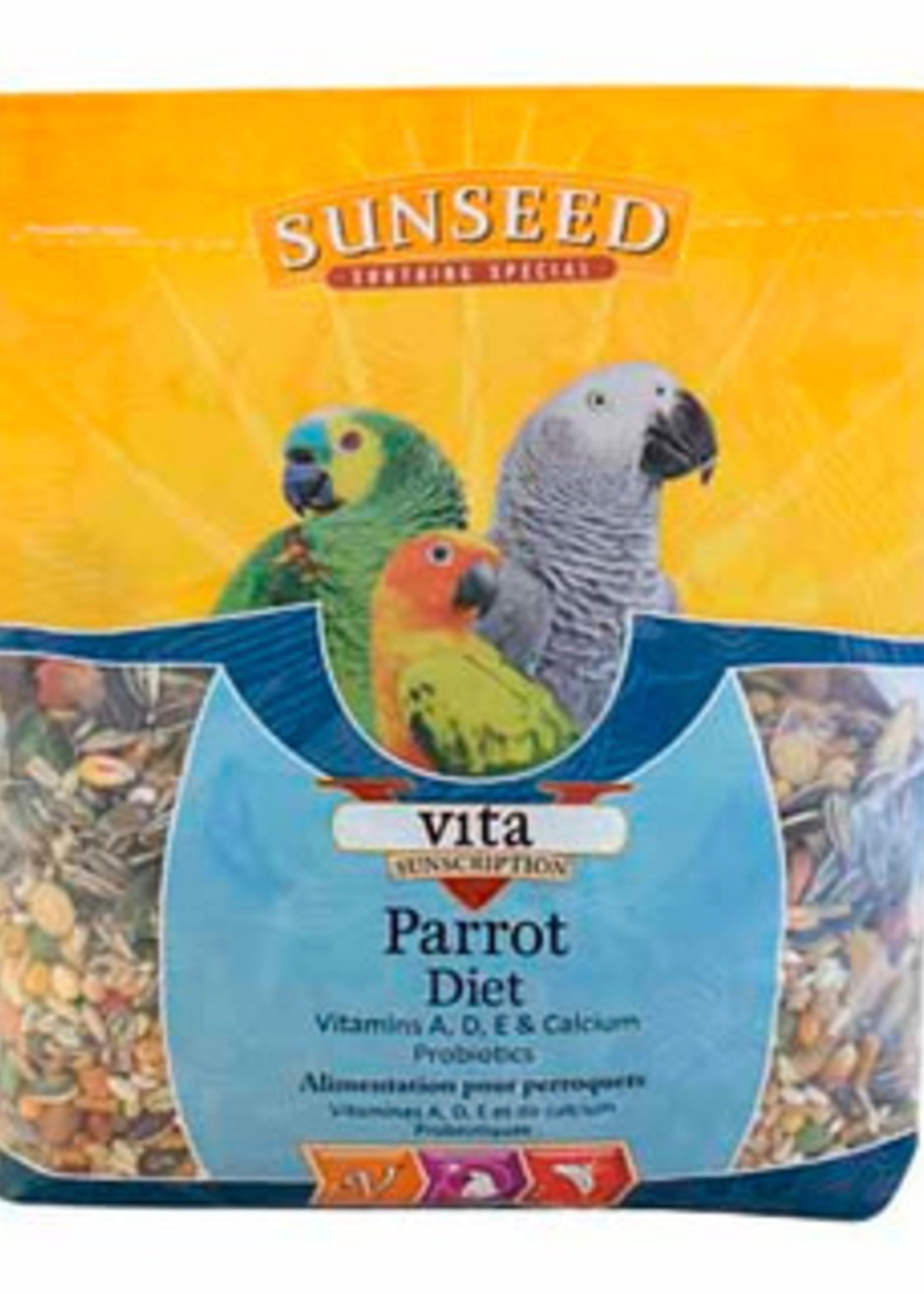 Sunseed® Sunseed Vita Sunscription®  Parrot Diet 3.5lbs