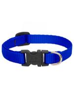 "Lupine® LUPINE BASICS DOG COLLAR 1/2""x 10-16"" BLUE"