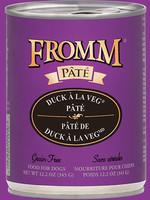Fromm Duck À La Veg® Pâté 12oz