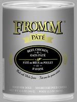 Fromm Beef, Chicken, & Oats Pâté 12oz