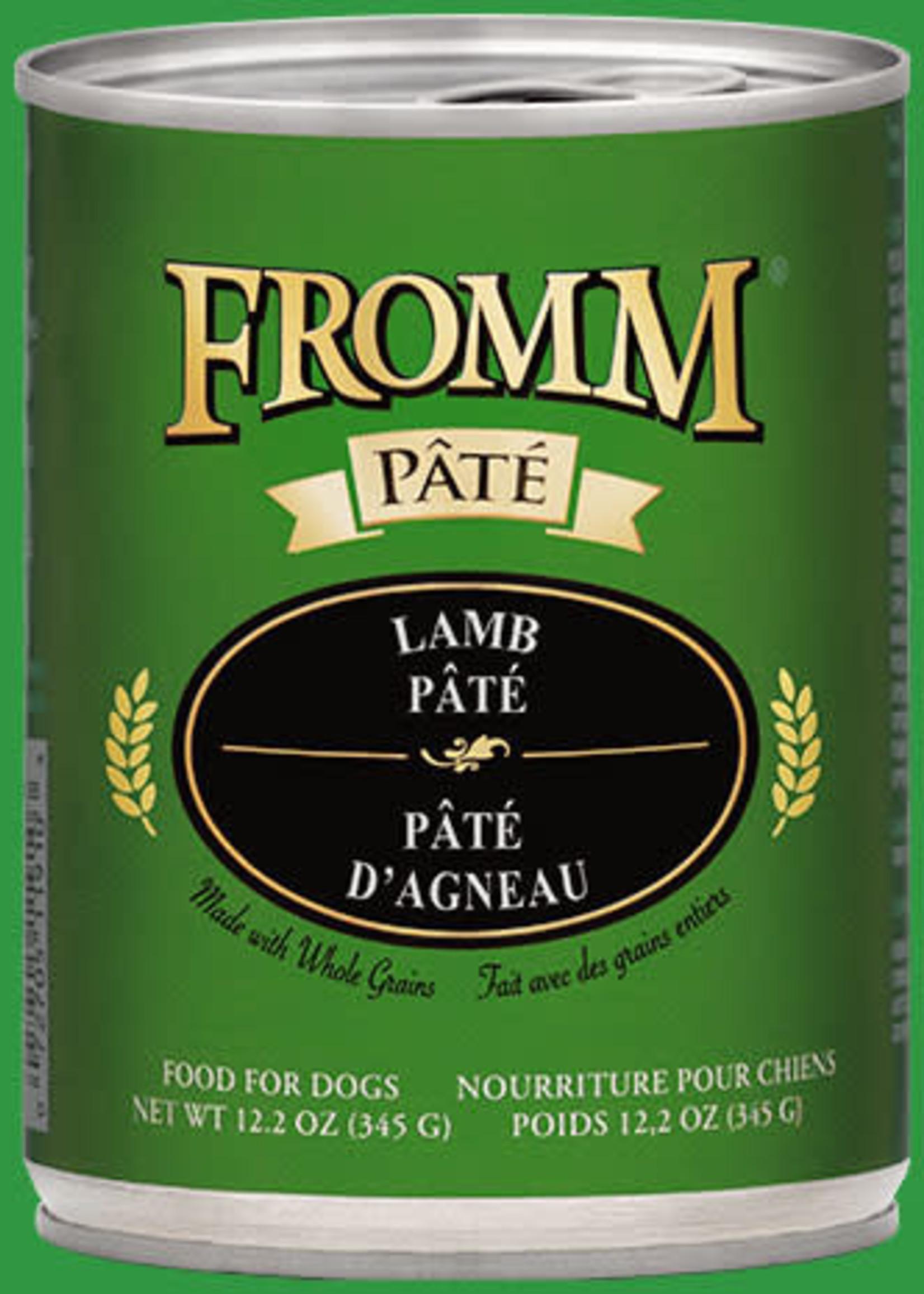 Fromm® Fromm Lamb Pâté 12oz