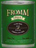Fromm Game Bird Pâté 12oz