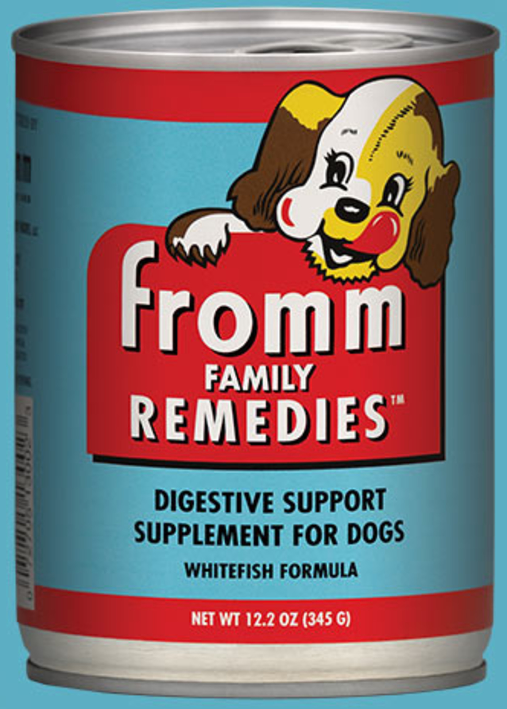 Fromm Fromm Family Remedies D.S.S. Whitefish Formula 12oz