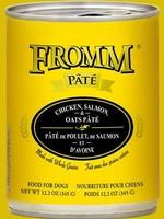 Fromm Chicken, Salmon, & Oats Pâté 12oz