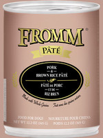 Fromm Pork & Brown Rice Pâté 12oz