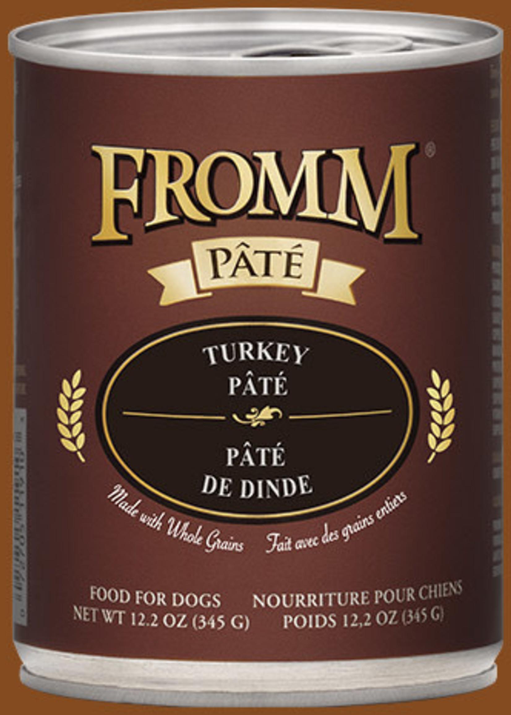 Fromm Fromm Turkey Pâté 12oz