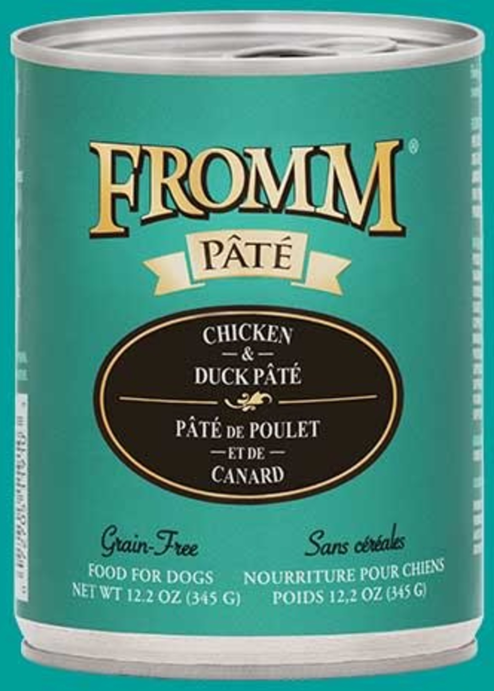 Fromm Fromm GF Chicken & Duck Pâté 12oz