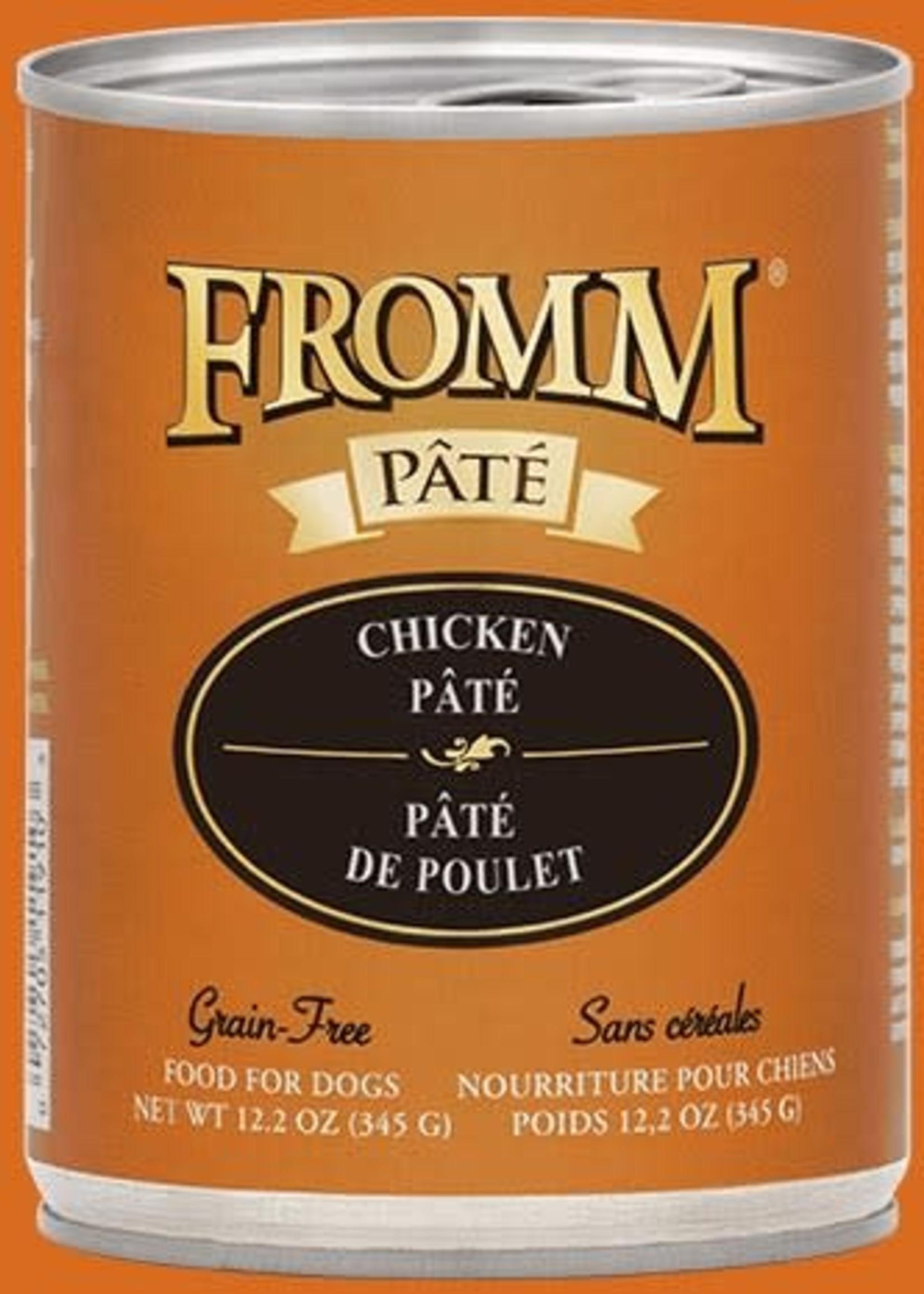 Fromm Fromm GF Chicken Pâté 12oz