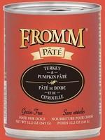 Fromm Turkey & Pumpkin Pâté 12oz