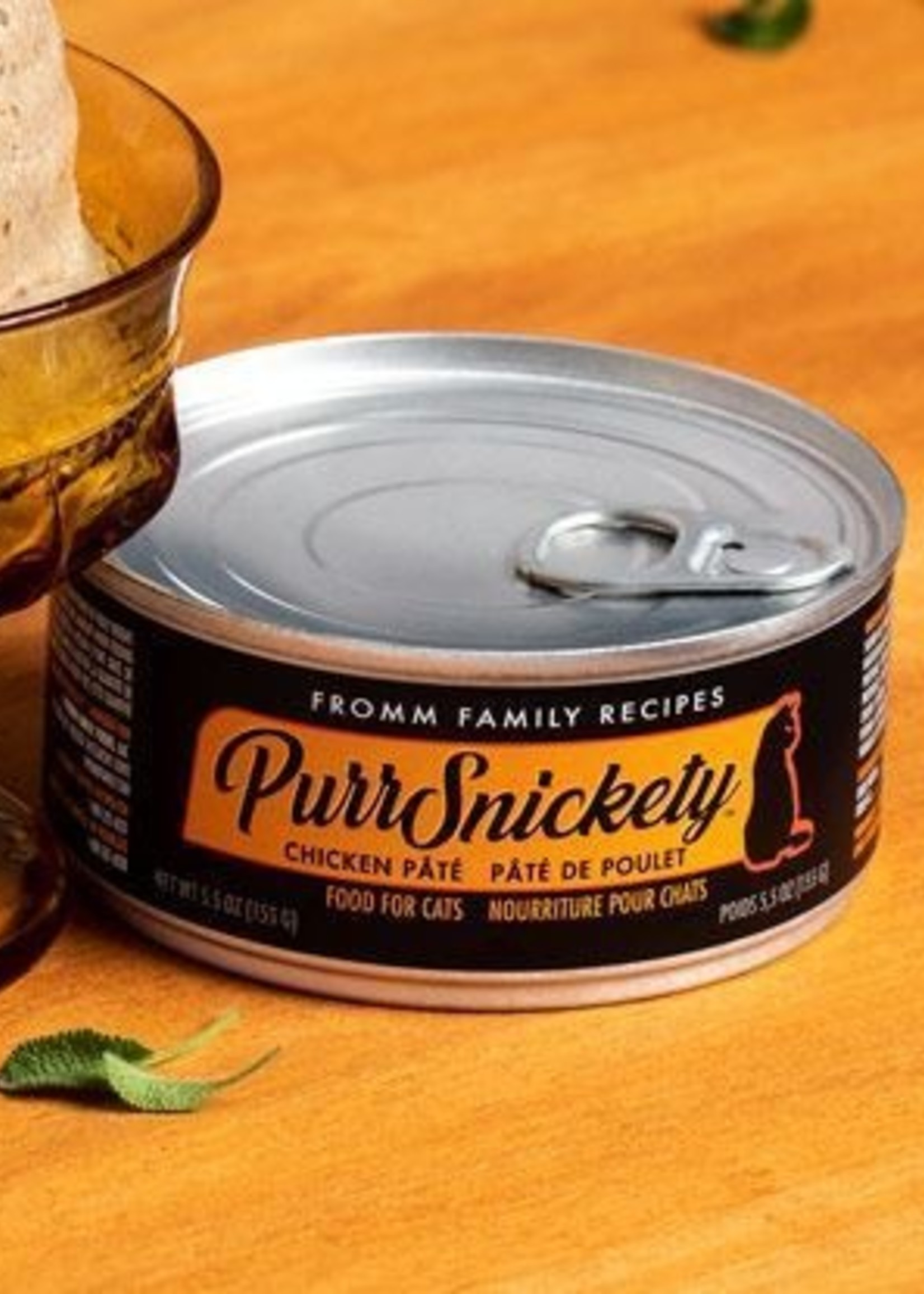 Fromm Fromm Family Recipes PurrSnickety ™ Chicken Pâté 5.5oz
