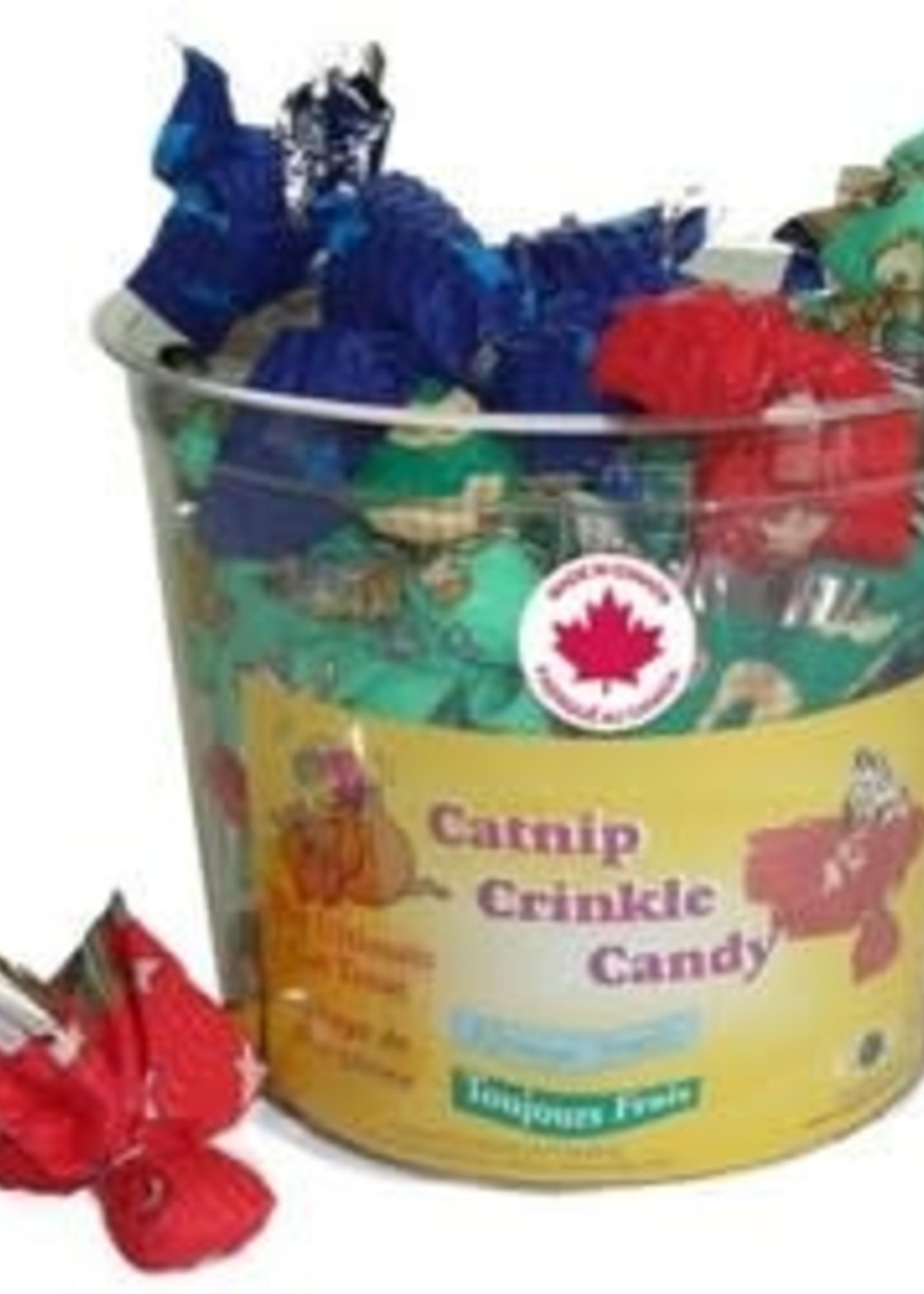 CanCor® Catnip Crinkle Candy