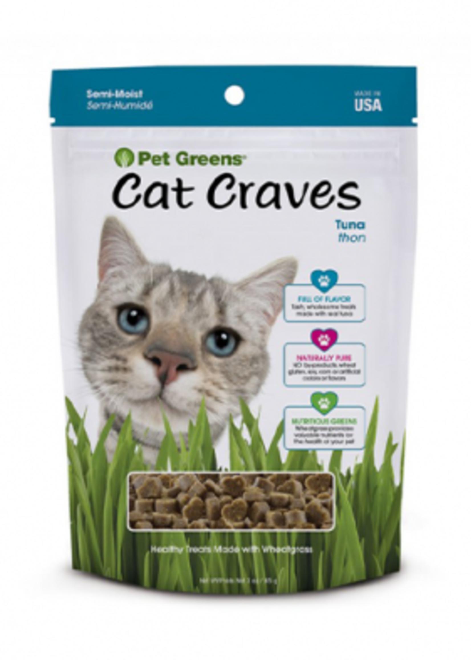 Pet Greens® Pet Greens Cat Craves Deep Sea Tuna 3oz