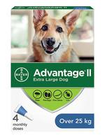 Bayer Advantage® II - Extra Large Dog