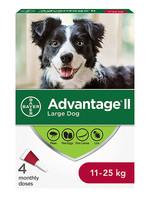 Bayer Advantage® II - Large Dog