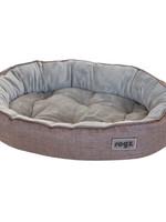 ROGZ Cuddle Oval Podz Grey Medium
