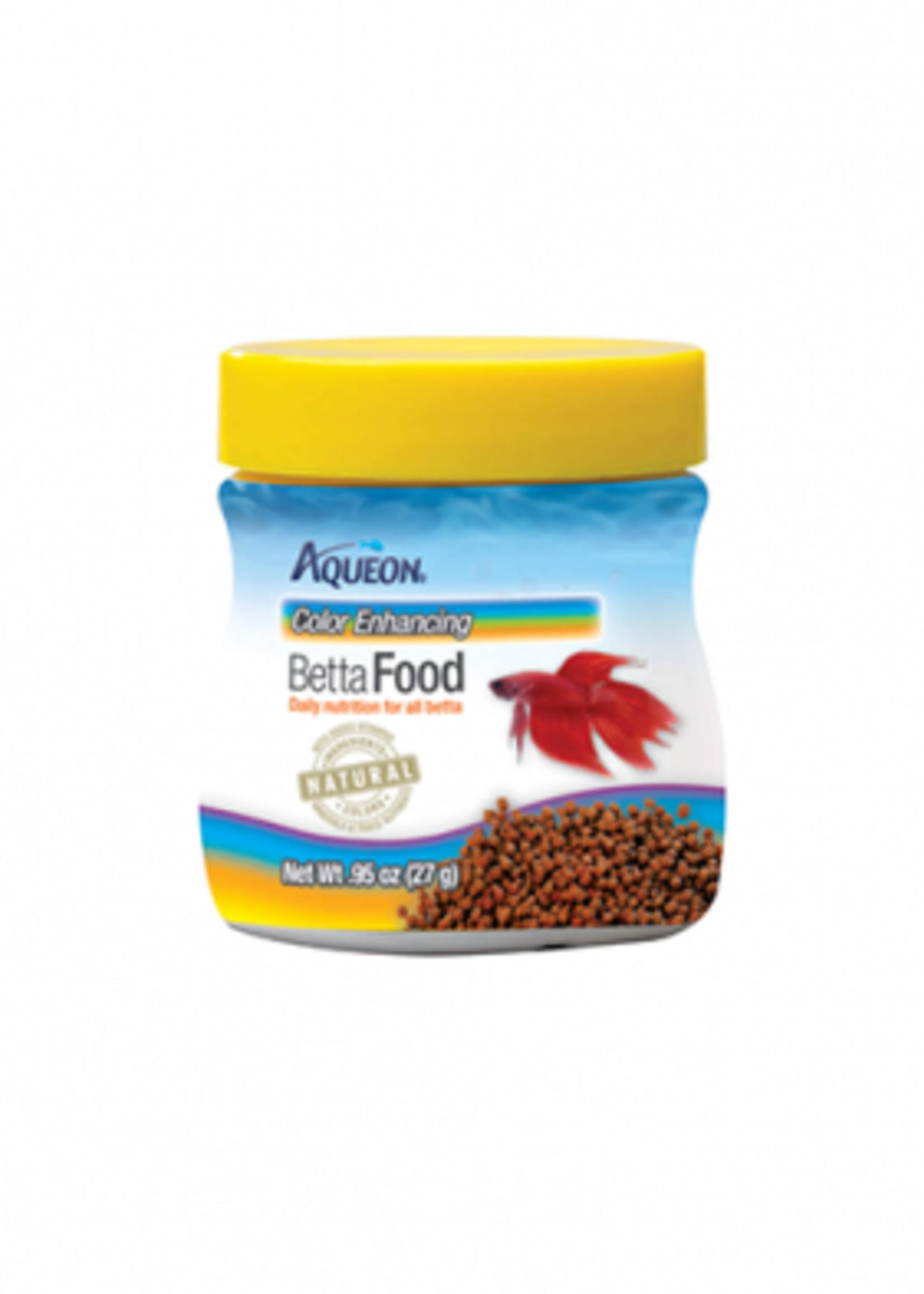 Aqueon® Color Enhancing Betta Food 0.95oz