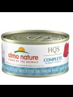 Almo Nature© HQS Complete Tuna Recipe with Quail Eggs in Gravy 70g