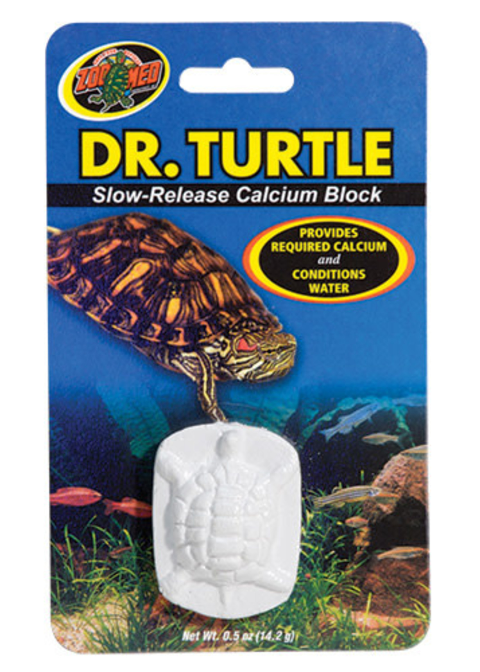 ZooMed® Zoo Med Dr. Turtle Slow-Release Calcium Block