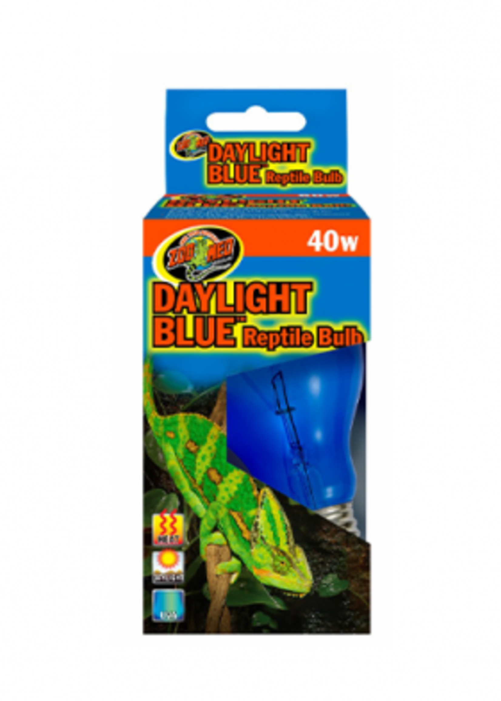 ZooMed® Zoo Med Daylight Blue™ Reptile Bulb