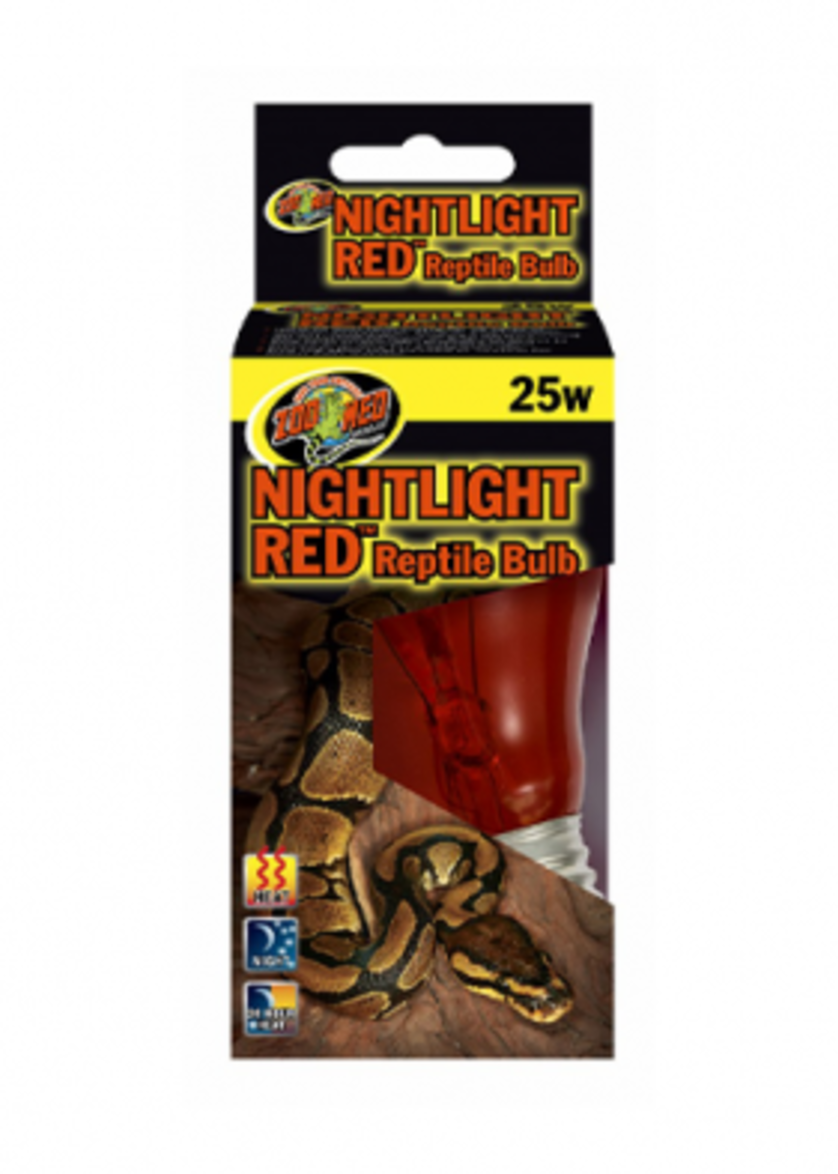 ZooMed® Zoo Med Nightlight Red™ Reptile Bulb