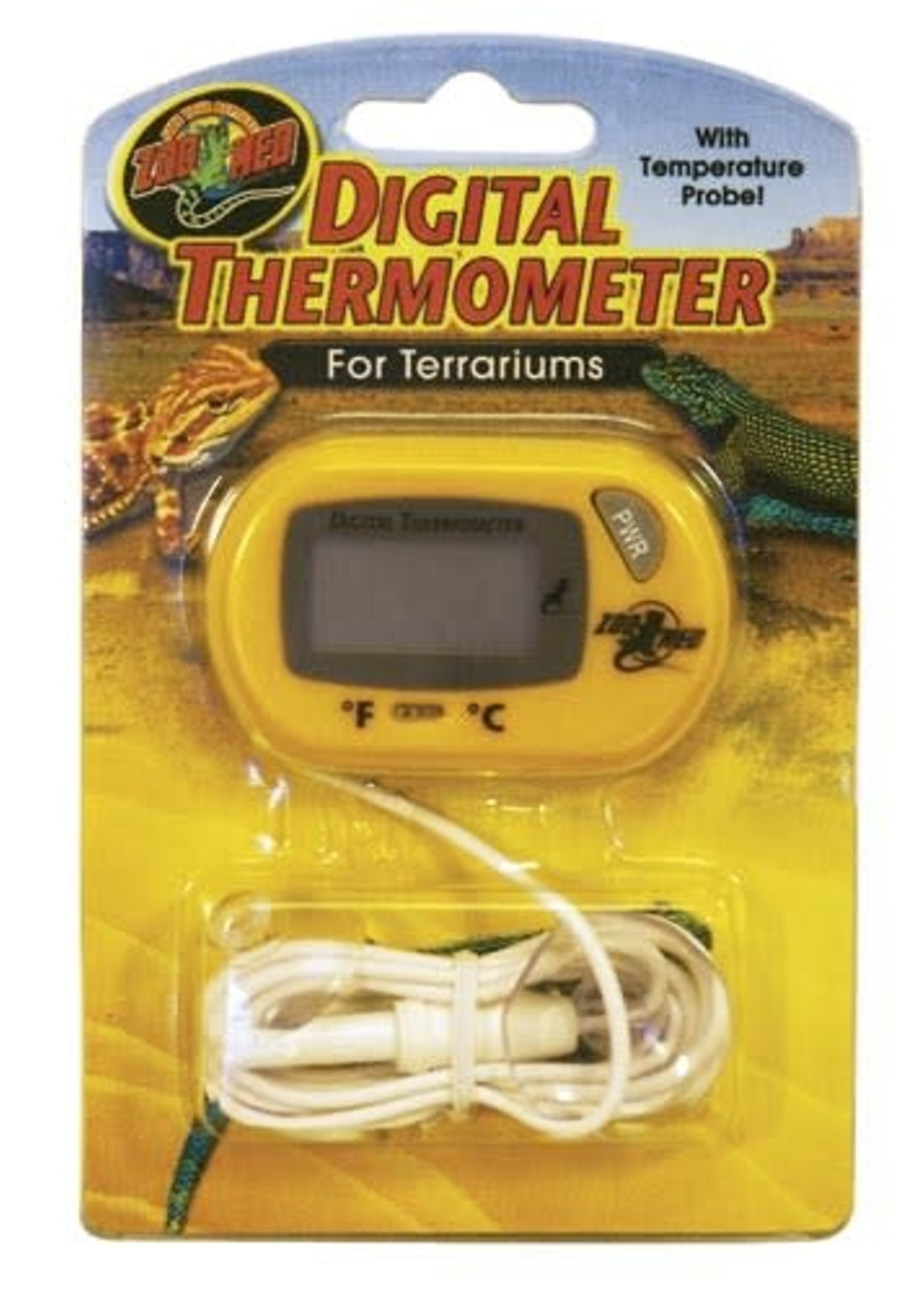 ZooMed® Zoo Med Digital Terrarium Thermometer