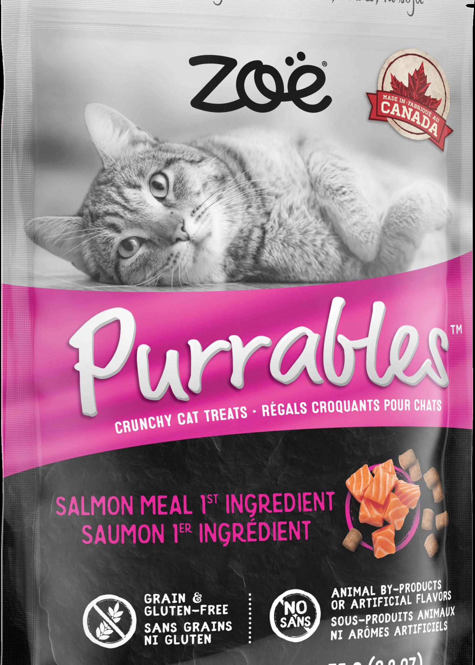 Zoë Zoë Purrables™ Crunchy Salmon 75g