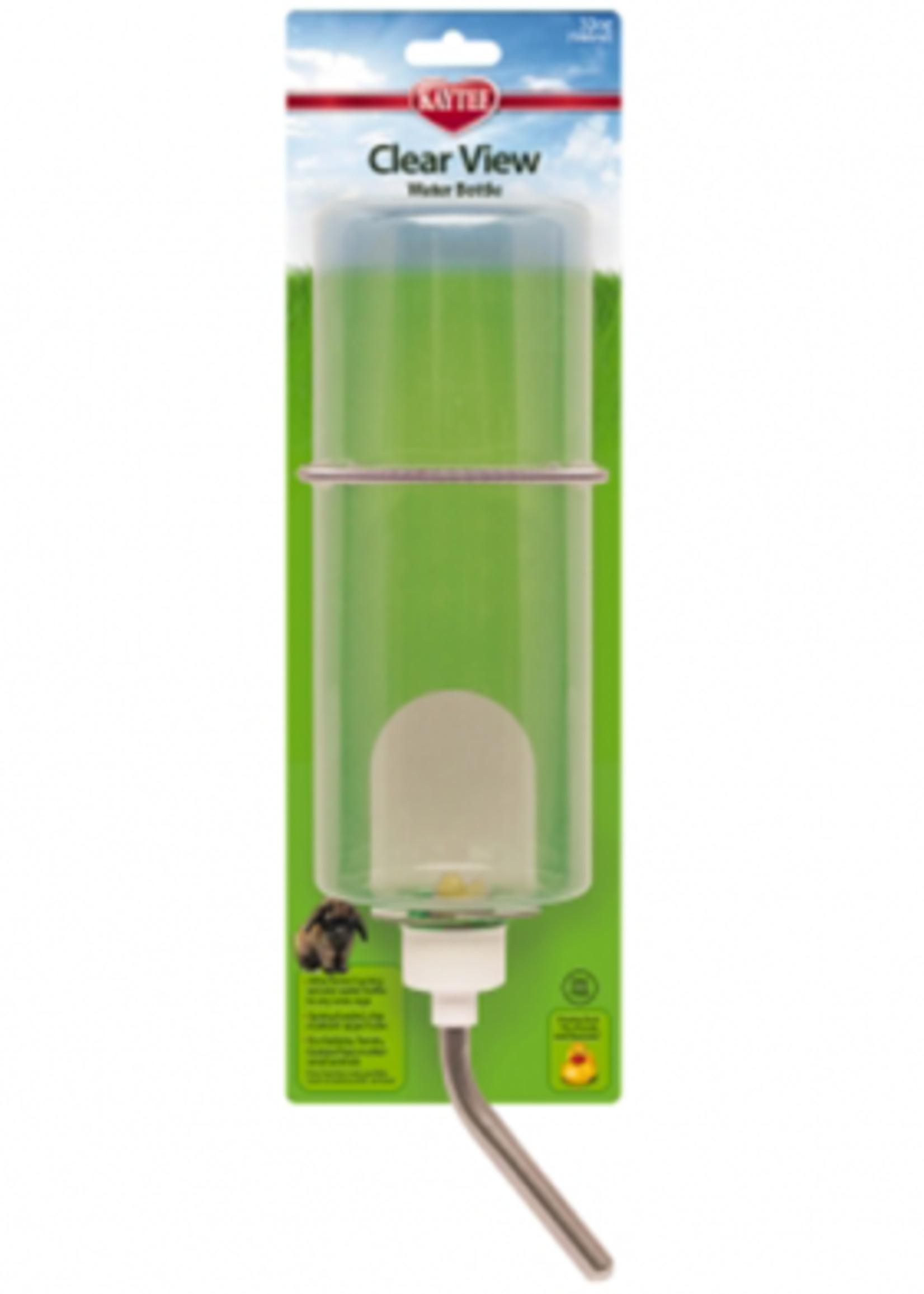 Kaytee® Clear View Water Bottle 32oz