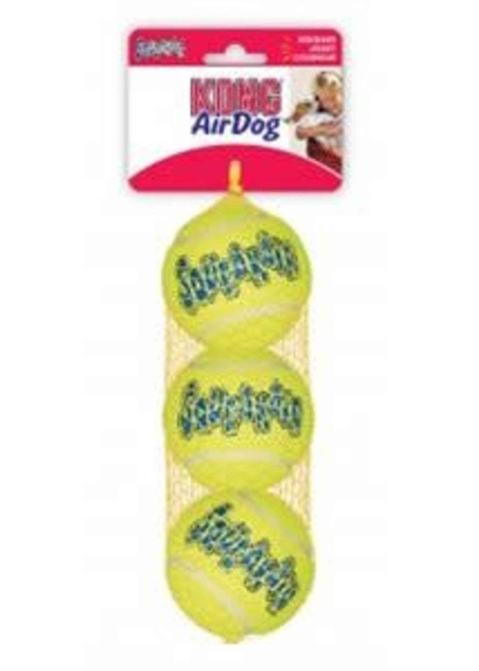Kong® Kong SqueakAir Ball Mdm (3pk)