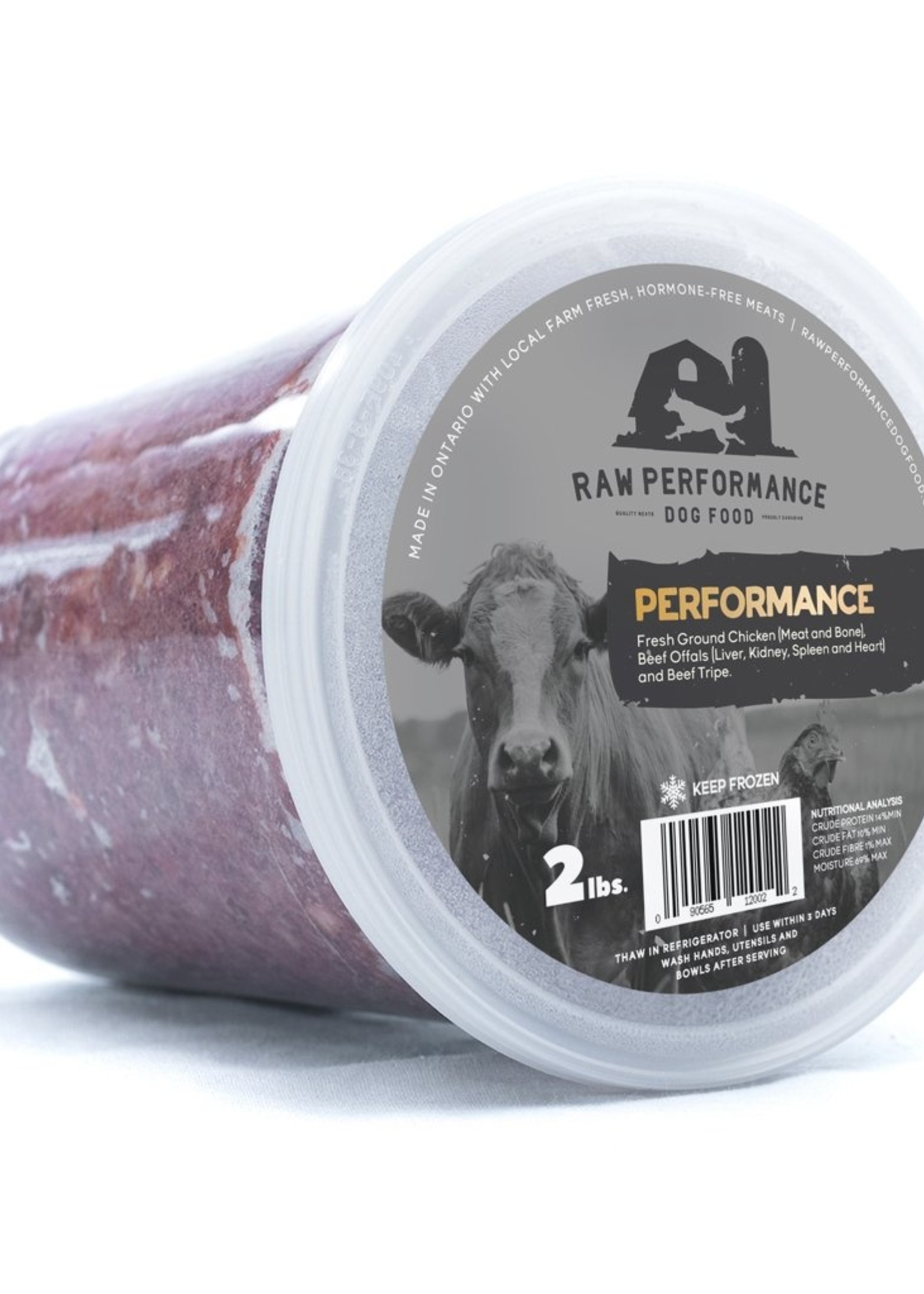 Raw Performance Raw Performance Case: The Alpha 30lbs
