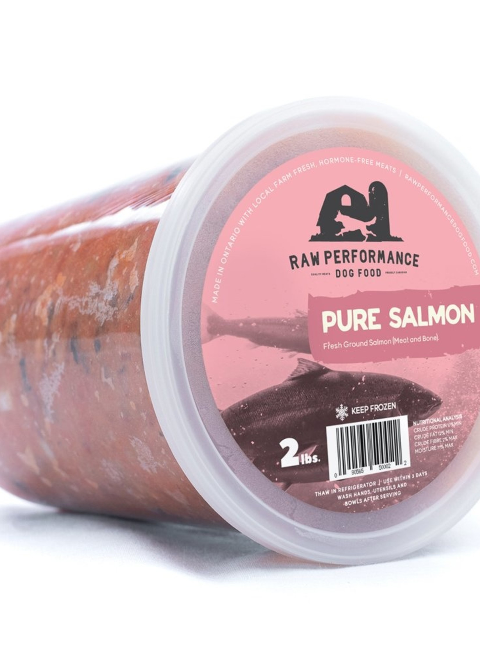 Raw Performance Raw Performance Pure Salmon 2lbs