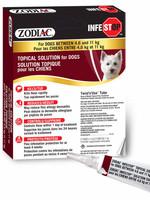Zodiac® Infestop™ for Dogs between 4.6-11kG