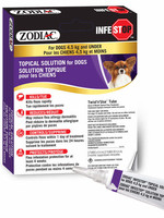 Zodiac® Infestop™ for Dogs 4.5kG and Under