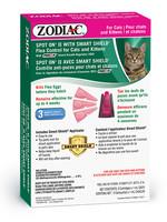 Zodiac® Spot On® II With Smart Shield® Flea Control for Cats & Kittens