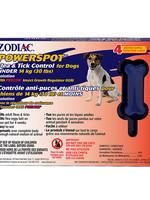 Zodiac® PowerSpot® Flea & Tick Control for Dogs Under 14 kg