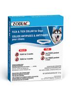 Zodiac® Flea & Tick Collar for Dogs