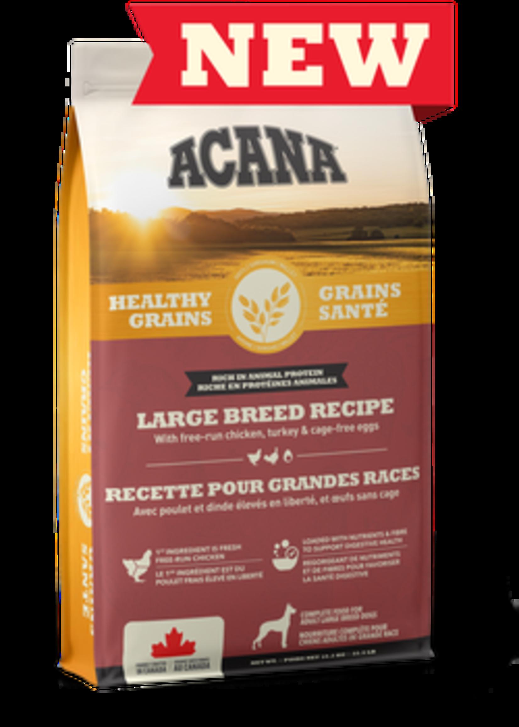 Acana® Acana Healthy Grains Large Breed Recipe 10.2kG