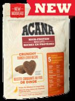 Acana® High-Protein Biscuits, Crunchy Turkey Liver Recipe 9oz Small