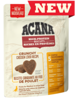 Acana® High-Protein Biscuits, Crunchy Chicken Liver Recipe 9oz Small
