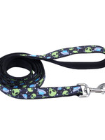 "Coastal® Pet Attire Aliens Leash 1""x6'"