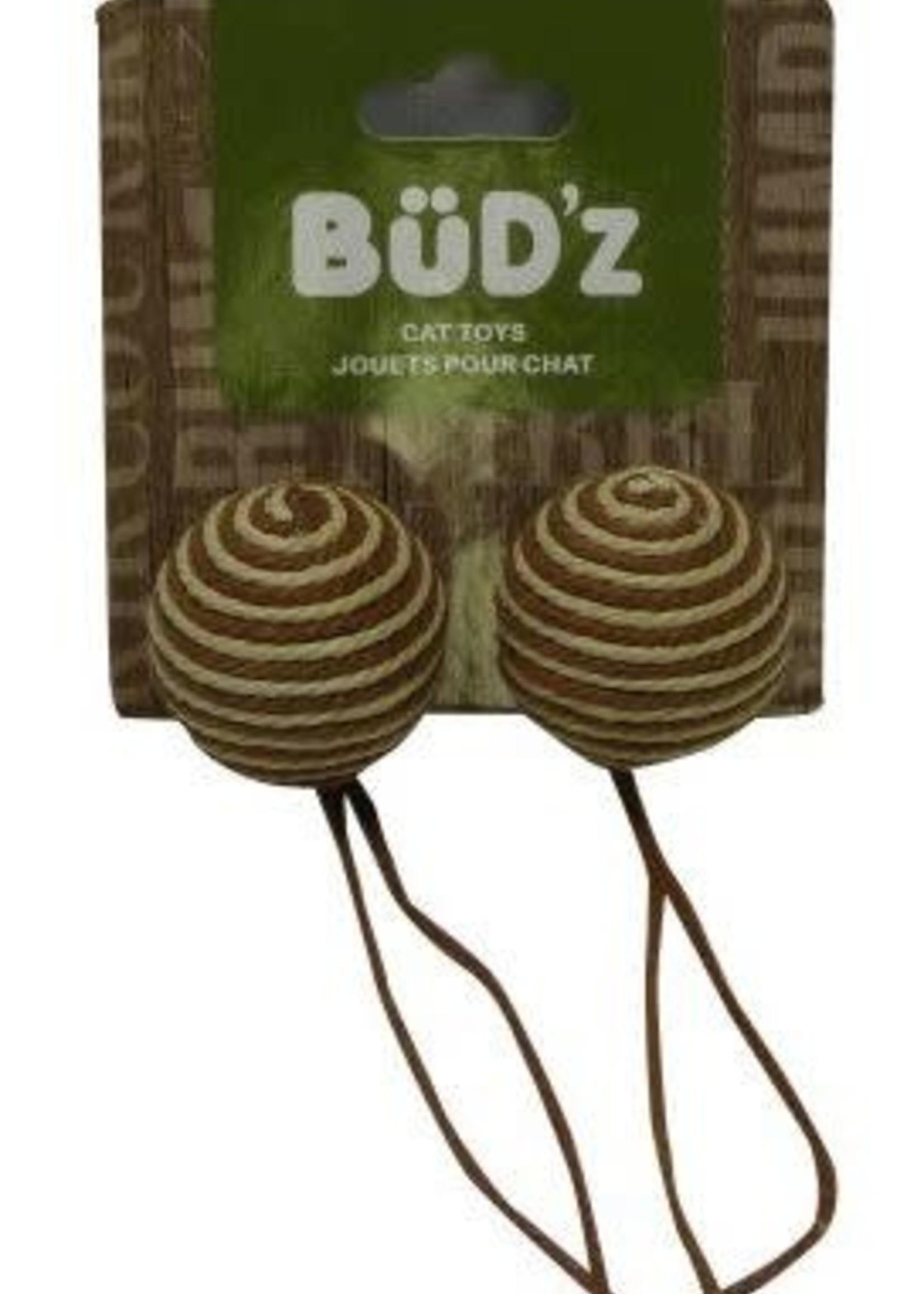 Büd'z® Büd'z Ball Toy with Strings