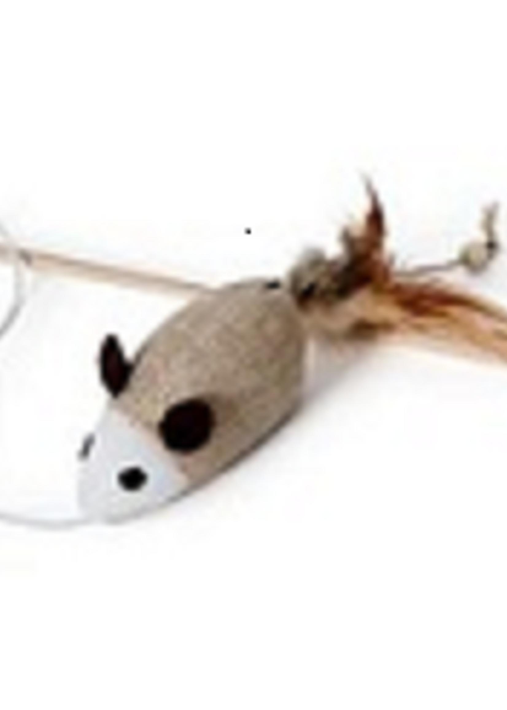 Büd'z® Bud'z Swing Stick Mouse Toy