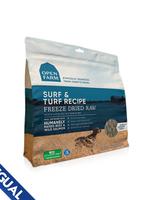 Open Farm® Surf & Turf Freeze Dried Raw 13.5oz