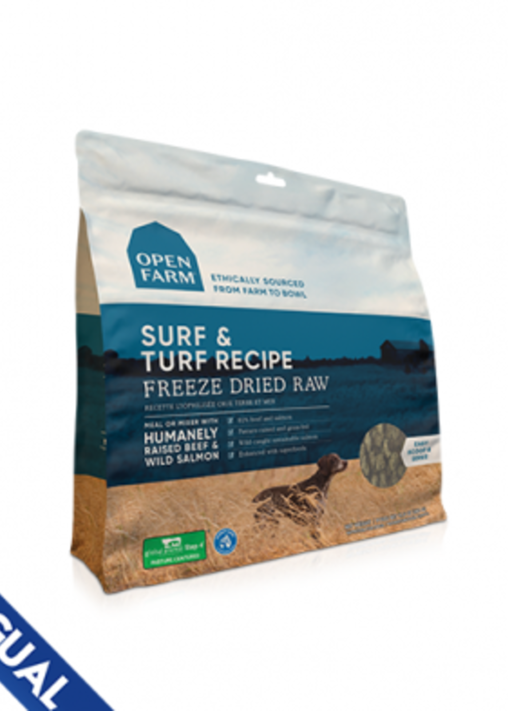 Open Farm® Open Farm Surf & Turf Freeze Dried Raw 13.5oz